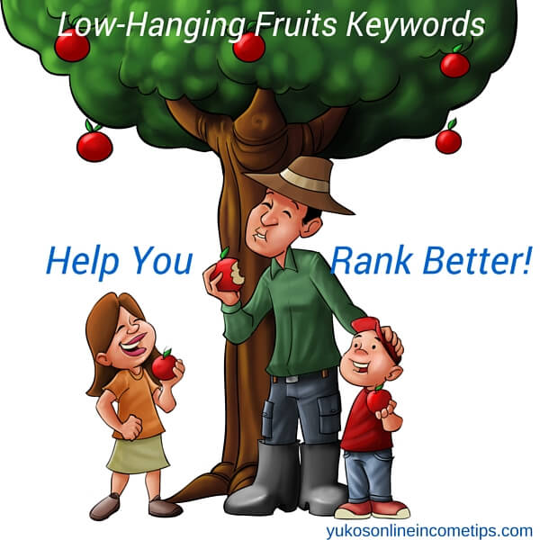 what is a low hanging fruit keyword
