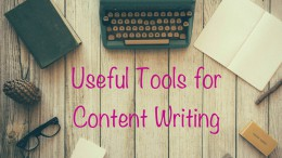 useful tools for content writing