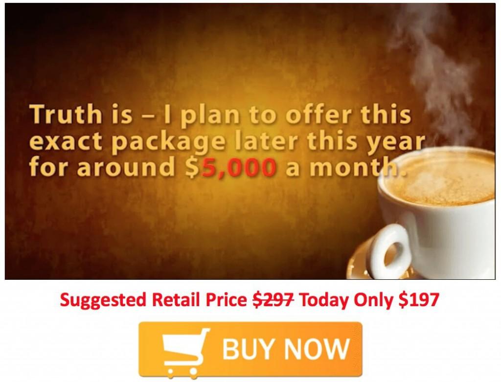 Coffee Shop Millionaire Complaints