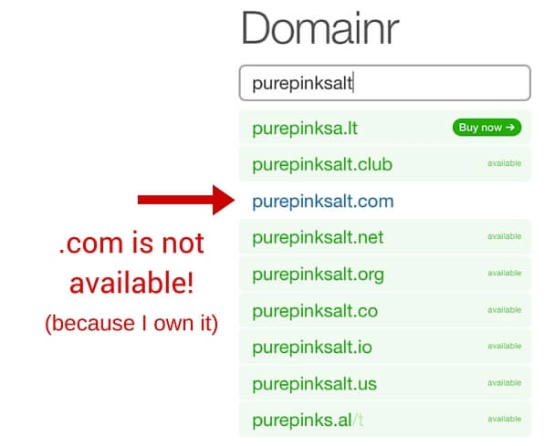 what is the best place to buy a domain name