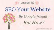 Do SEO Your Website