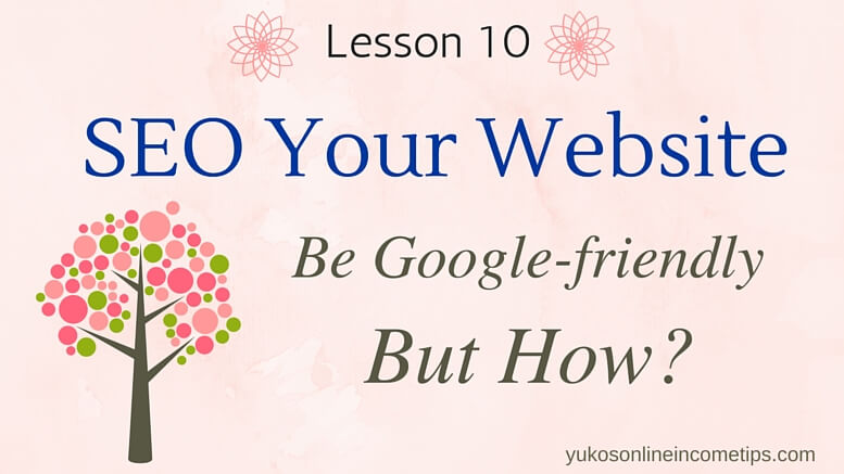 Do SEO Your Website